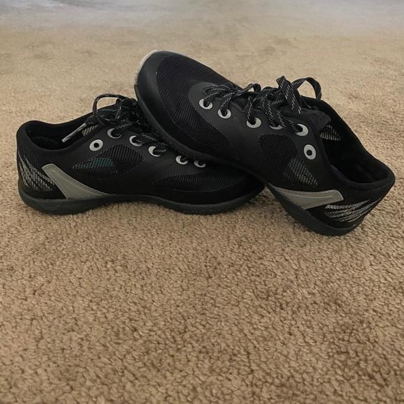 Varsity Shoes | Ascend Black Cheer Size